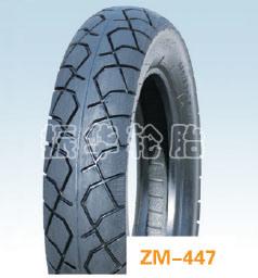 Motorcycle Tyre (ZM447TT&TL)