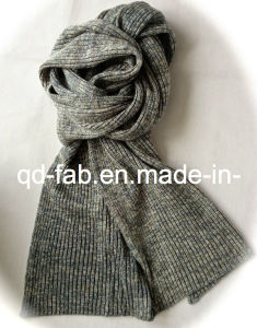 Knit Fashion Hemp/Organic Cotton Scarf for Women or Lady (HCS-5545) pictures & photos