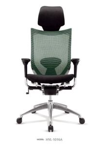 Ergonomic High Back Mesh Chair with Adjustable Headrest and Armrest pictures & photos