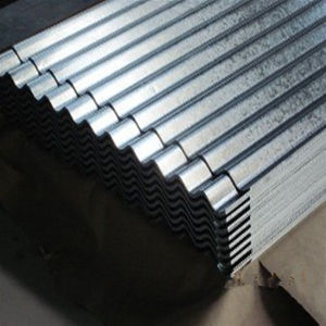 Steel Building Material Corrugated Galvanized Roofing Sheet pictures & photos
