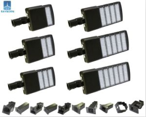 50~300W IP65 Waterproof LED Shoe-Box Outdoor Modular Flood Light pictures & photos