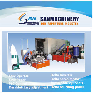 China-Made Paper Cone Machine Production Line pictures & photos