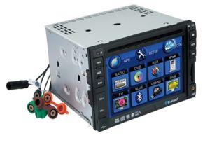 2 DIN Car DVD GPS (CTJ6200)