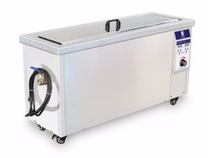 Speical Design with Small Hole Basket Long Gun Ultrasonic Cleaner pictures & photos