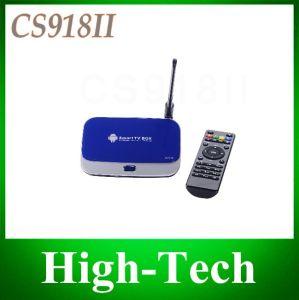 CS918II Android 4.4 Rk3288 Quad Core A17 2GB/8GB Bluetooth 4.0 LAN 2.4/5.0GHz Xbmc 4k*2k 1080P 3D GPU Android Smart TV Box