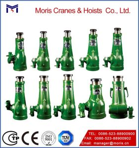 Steel Mechanical Screw Jack, Used in Industrial Work pictures & photos