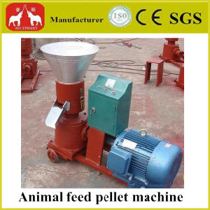 Small Poultry Animal Feed Pellet Machine for Homeuse pictures & photos