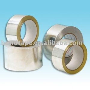 Synthetic Rubber-Resin Adhesive Aluminum Foil Tapes Af4005 pictures & photos