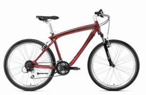 Carbon Fiber Mountain Bike