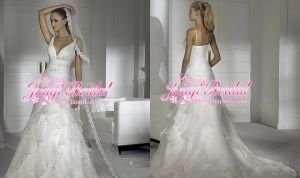 Brides Dresses/Wedding Gown (WA1069)