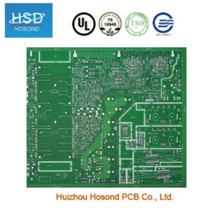 Competitive Double-Side Printed Circuit Board with Green Solder Mask (HXD36R2553)
