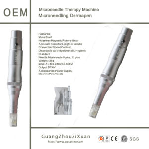 Electricd Msso Machine-Desrmapen in Microneedlse Therapy System pictures & photos