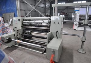 High-Speed Slitting & Rewinding Machine (XS-DFQ1300C1)