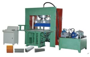 Curbstone Making Machine (XD-3000)