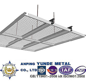 Expanded Metal Mesh Ceiling/ Expanded Metal pictures & photos