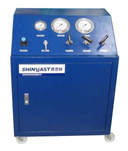 48 Mpa Gas Booster Pump Unit-Shineeast pictures & photos