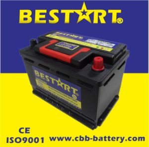12V74ah Premium Quality Bestart Mf Vehicle Battery DIN 57412-Mf pictures & photos