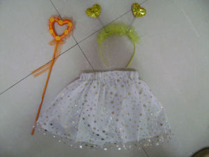 Princess Party Decoration Dress