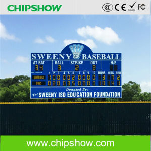 Chipshow P16 Full Color Outdoor China LED Display Screen pictures & photos