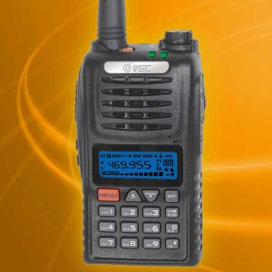 Amateur 2 Way Radios, Walkie Talkie VR-200E