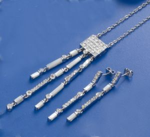 CZ with Shell Jewelry Sets pictures & photos