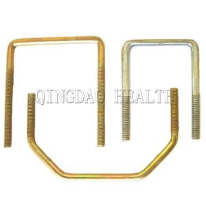 U Bolt, Bronze, Zink Plated, Ss, Construction Fastener pictures & photos