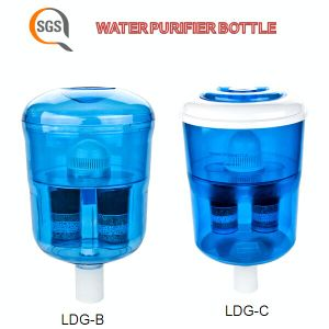 Plastic Mineral Purifier Ionizer Water Filter in Disposable Bottles pictures & photos
