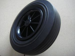 Solid Rubber Wheel (6X2) ...Solid Wheel pictures & photos
