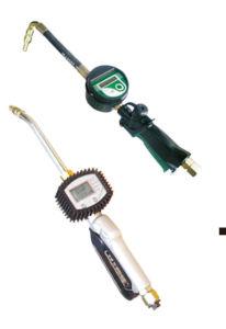 Y37713 Digital Oil Flow Meter Gun