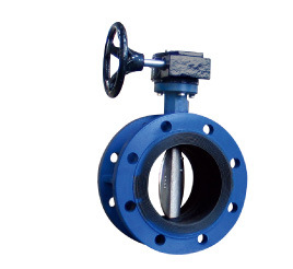 Flanged Center Line Butterfly Valve (D341X-10) pictures & photos