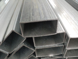 Q195 Q235 ERW Black Steel Pipe Round Steel Pipe pictures & photos