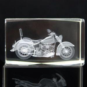 3D Laser Crystal Motor (CC-MT-001)