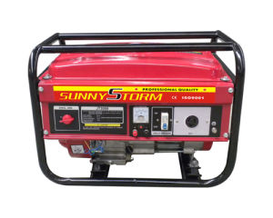 Hot Sale Oild Modle 2kw Gasoline Generator Set with CE pictures & photos