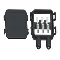 TUV/UL IP67 Solar PV Junction Box 3 Terminals pictures & photos