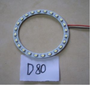 D80mm 24SMD 3528 LED Angle Eye Light pictures & photos