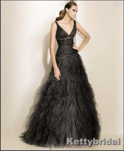Evening Dress (KB1097)