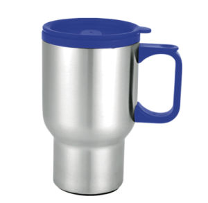 Stainless Steel Travel/Auto Mug