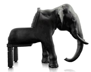 Fiberglass Animal Chair with Modern Design pictures & photos