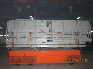 Wheel Type No Railway Flat Bed Industrial Transfer Trolley (KPX) pictures & photos