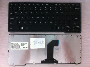 Us Layout Laptop Keyboard for Lenovo Ideatab Yoga-11 Yoga 11 Keyboard pictures & photos