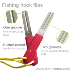Diamond Fishing Hook Hone pictures & photos