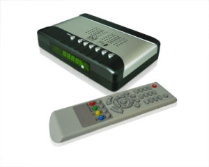 SD DVB-S With Patch Biss ALI 3328G Solution Digital Satellite Receiver
