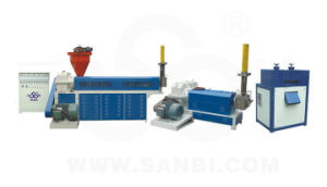 Waste Plastic Recycling Machine (SJ-C90, 100, 110, 120) (CE) pictures & photos