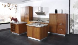 Kitchen Cabinet Solid Wood (DKC37 Latour)