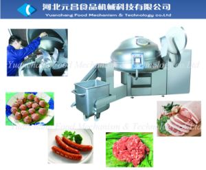 Automatic Vacuum Sausage Stuffer Sausage Clipper pictures & photos