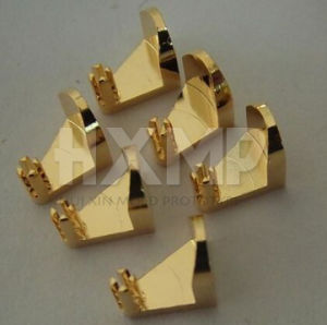 CNC Prototyping Machined Low Volume No MOQ Metal Brass Parts