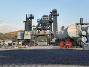 Mobile Asphalt Mixing Plant, Hot Asphalt Batch Mixing Plant MB1000 pictures & photos