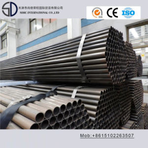 Ss400 Ss330 S235jo Cold Rolled Carbon Round Steel Pipe pictures & photos