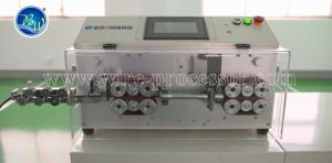 Computerized Wire Cutting and Stripping Machine for Large Cable pictures & photos