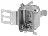 Gangable Single Wraparound Device Box, cETL Listing pictures & photos